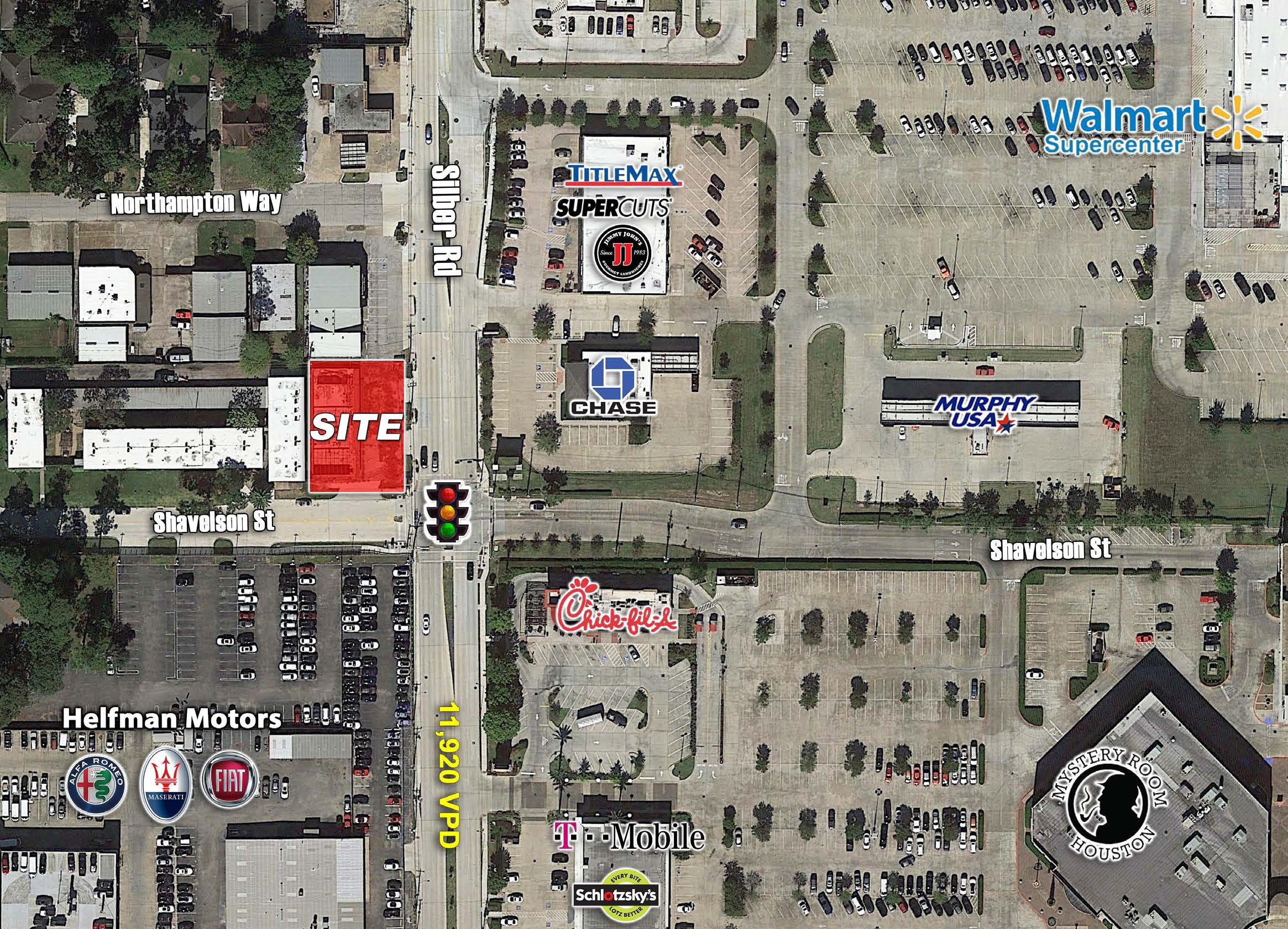 Houston, TX - Sibler & Shavelson (100% Leased)